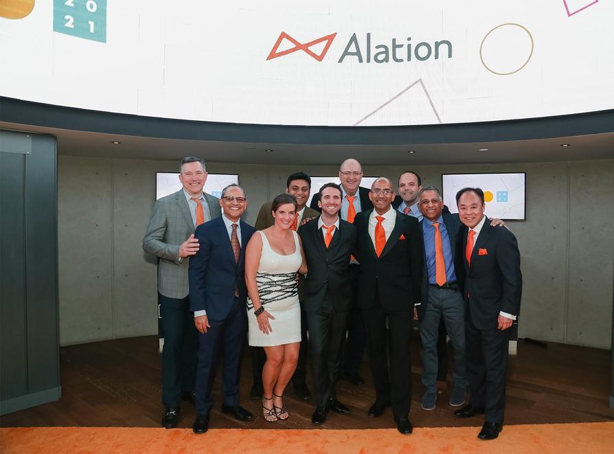 Alation company profile