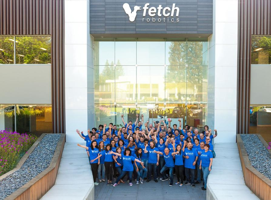Fetch Robotics company profile