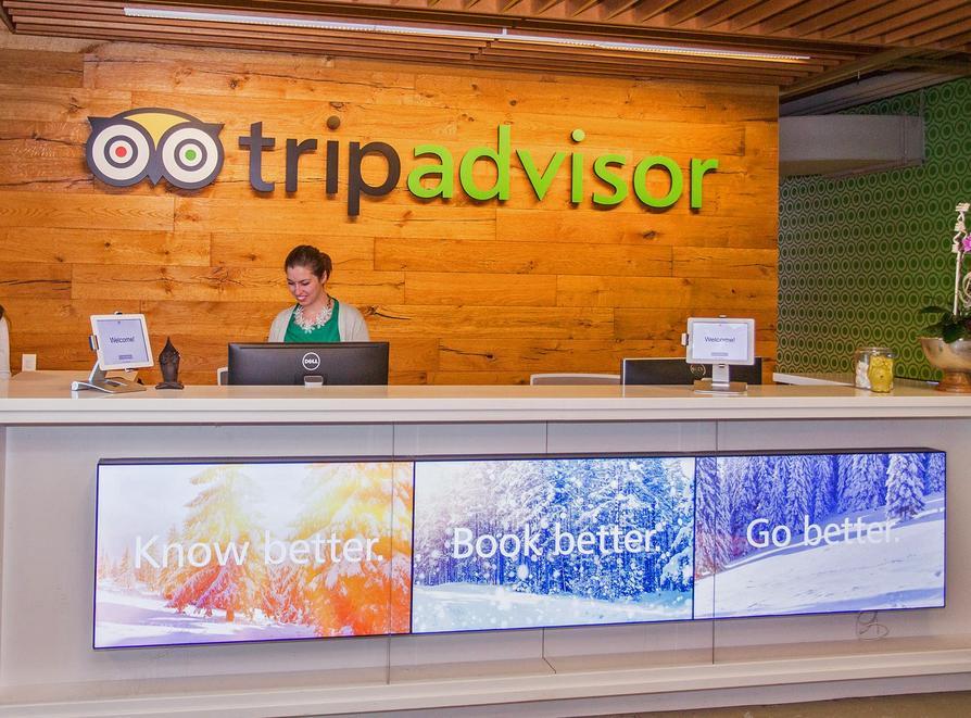 TripAdvisor company profile