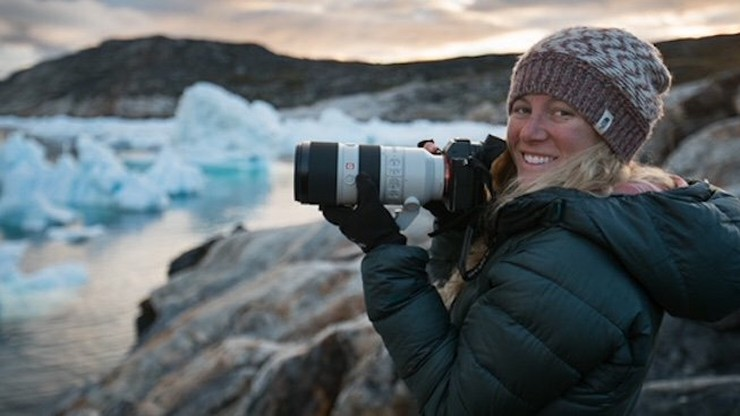 How Climbing Led To My Outdoor Photography Career The Muse