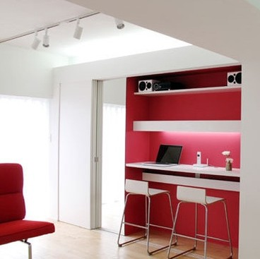 Career Guidance - Create a Fabulous Home Office—In Your Closet!