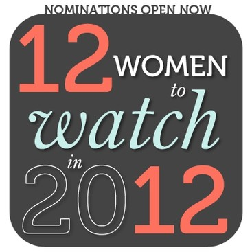 Career Guidance - Last Day for Nominations! The Daily Muse Women to Watch in 2012