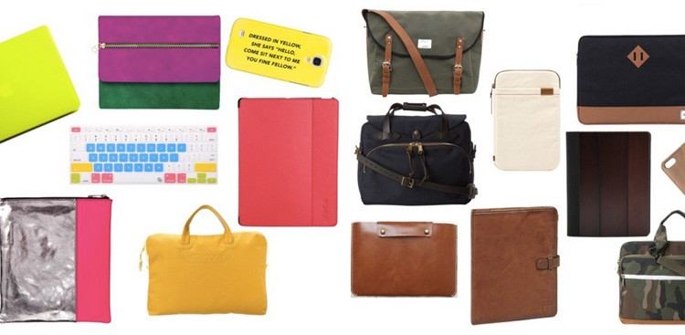 Career Guidance - Dress Up Your Tech: Great Cases for Your Favorite Gadgets