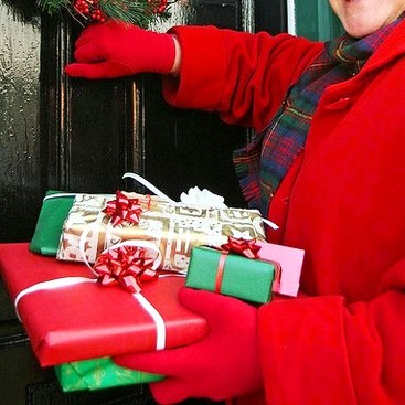 Career Guidance - Making Spirits Bright: Our Favorite Real-Life Santas