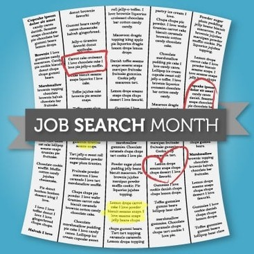 Career Guidance - Happy Job Search Month!