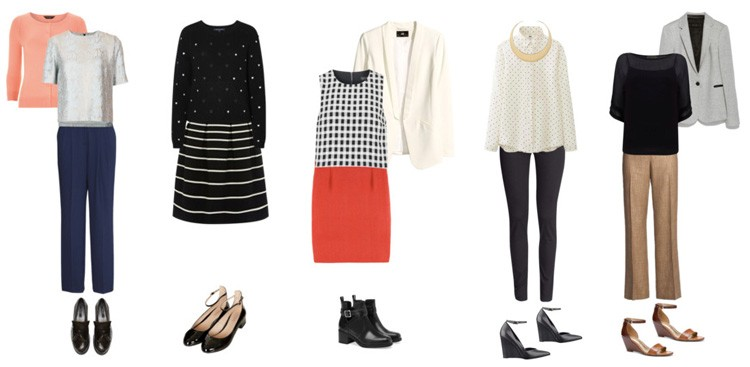 Career Guidance - The Best Basics: Work Clothes You Can't Live Without