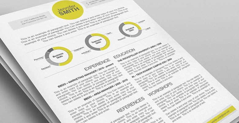 Top resume templates including word templates the muse modern resume template the muse yelopaper Images