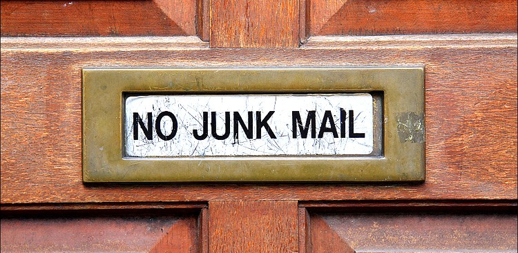 Career Guidance - How to Banish Spam Mail, Email, and Phone Calls From Your Life