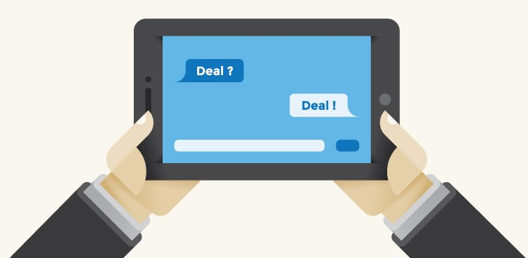 Negotiate Over Email