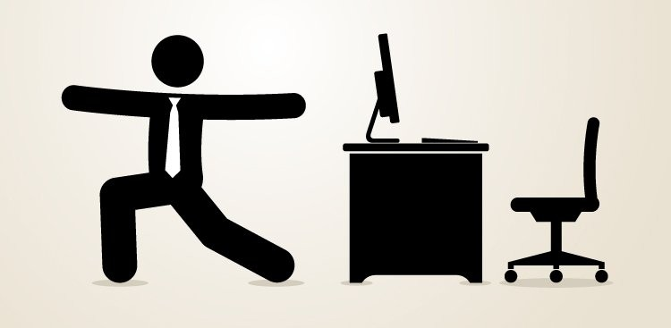 Career Guidance - The 30-Second Stretch That Resets Your Desk Hunch