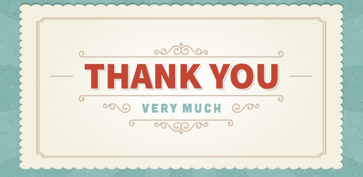 Everything youve ever wanted to know about thank you notes thecheapjerseys Image collections