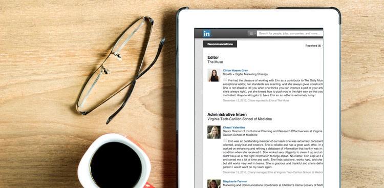 Career Guidance - 4 Keys to Scoring Amazing LinkedIn Recommendations