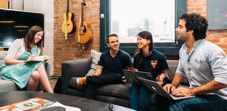 Career Guidance - Peek Inside Indiegogo's Inspiring SF Loft