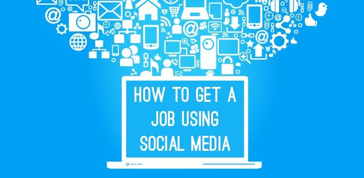 نتيجة بحث الصور عن How to get the job through Media Media