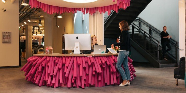 Career Guidance - Lyft's SF Office is Even Cooler Than We Imagined