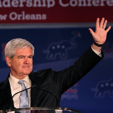 Career Guidance - Your Election Newsfeed: Newt—On the Moon and Back in the Game