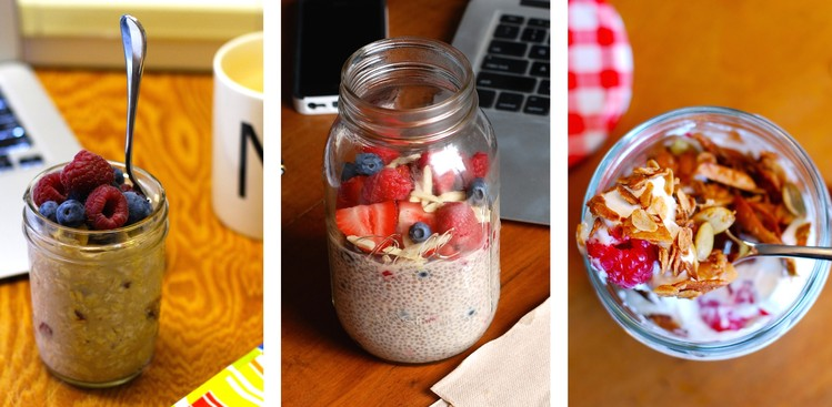 Career Guidance - 7 Grab-and-Go Breakfast Ideas You'll Love