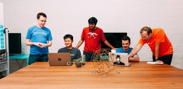 Career Guidance - Sourcegraph: The Startup of Every Programmer's Dreams