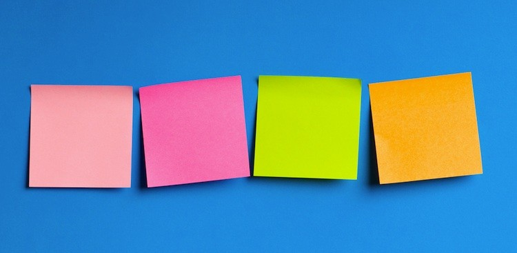Career Guidance - How 2 Minutes and 2 Post-Its Can Help You Reach Your Goals