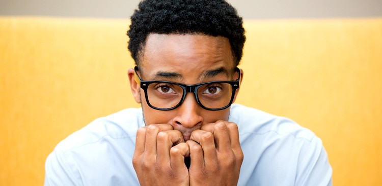 Career Guidance - 8 Genius Ways to Hide the Fact That You're Nervous