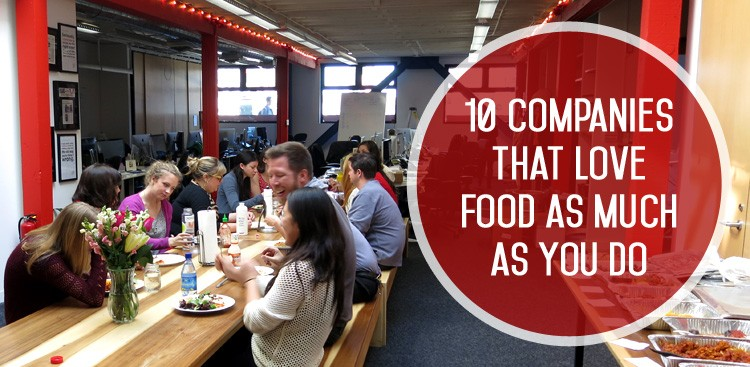 Companies With Free Food - Companies to Work For - The Muse
