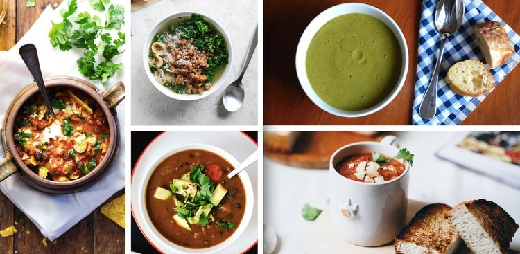 Career Guidance - 5 Lunchtime Soups That Will Make You Warm (and Your Co-Workers Jealous)