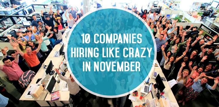 Top Companies Hiring Now - Job Postings - The Muse