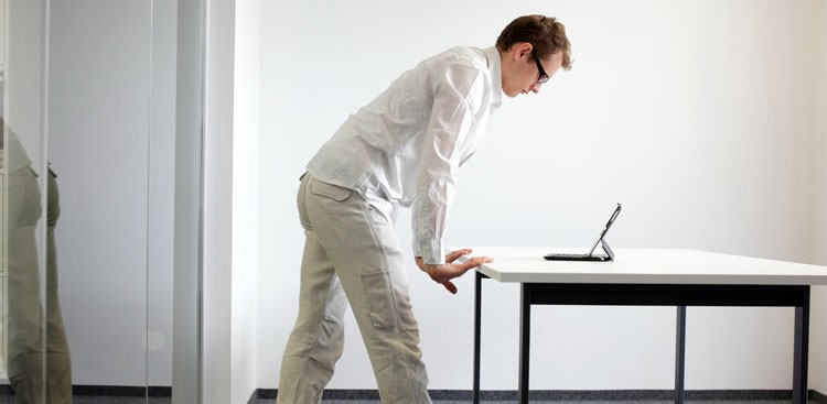How to Use a Standing Desk - The Muse