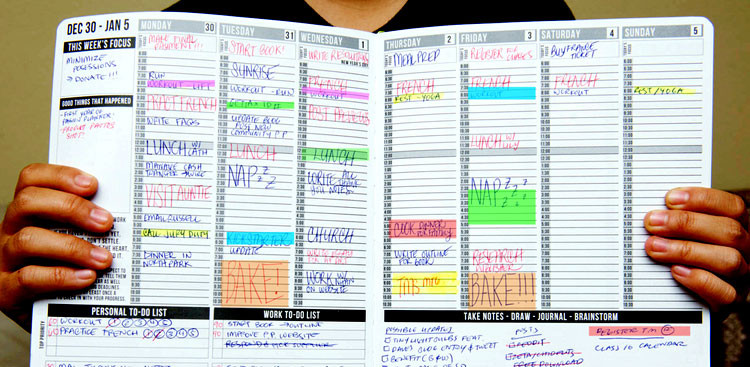 Best Planners for 2015 - The Muse