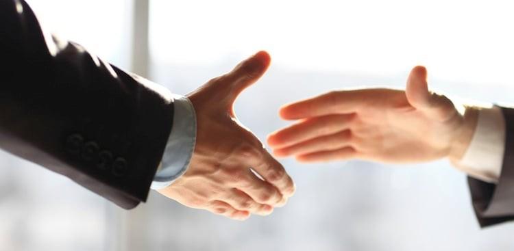 Resultado de imagen para handshake