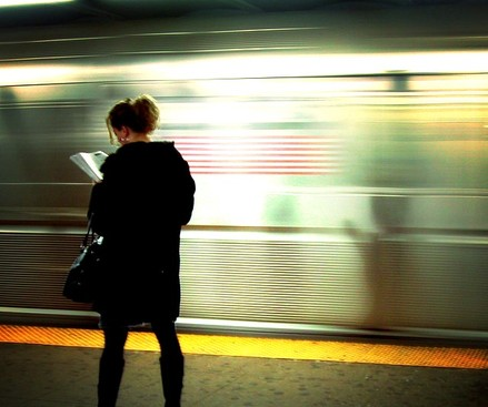 Career Guidance - What To Read on the Subway This Week - 1