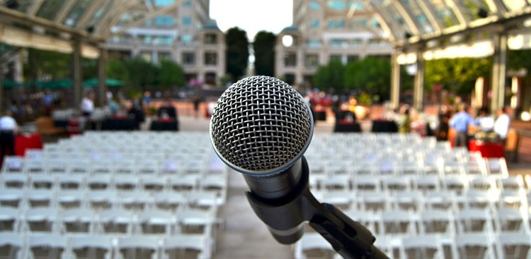 Overcome Fear of Public Speaking - The Muse