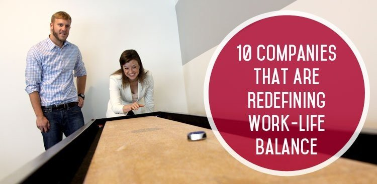 Companies With Great Work-Life Balance - The Muse