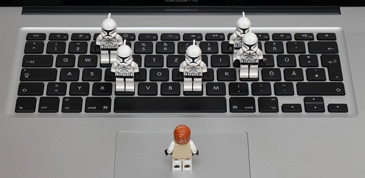 Career Guidance - The Star Wars Guide to Networking on LinkedIn