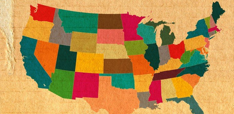 What Your State Says About You - The Muse