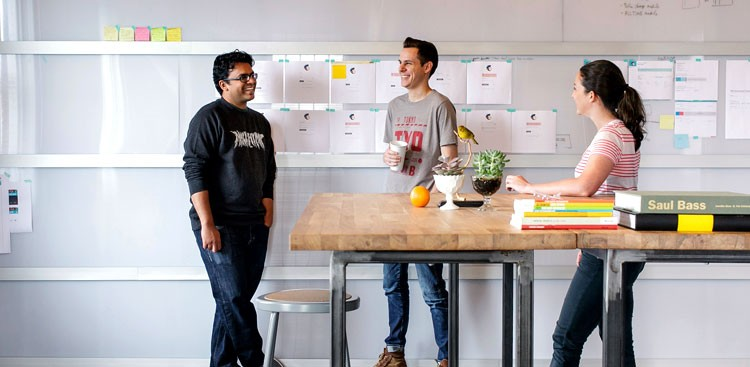 Job Openings at Tech Startups - The Muse