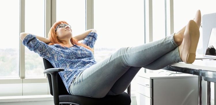 Are You Too Comfortable in Your Job - The Muse