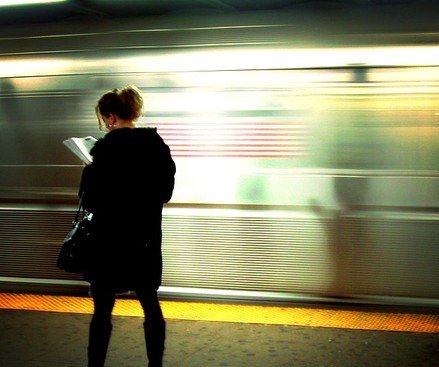 Career Guidance - What to Read on the Subway This Week: 4/2