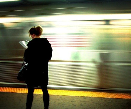 Career Guidance - What to Read on the Subway This Week: 4/16