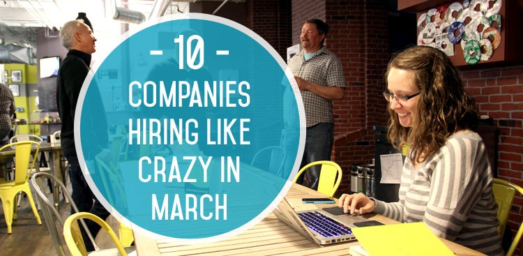 Best Companies Hiring Now - Job Openings - The Muse