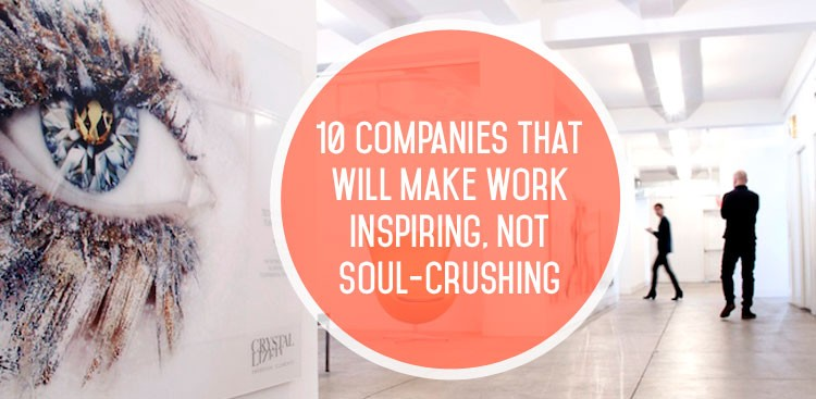 Inspiring Companies - Best Companies to Work for - The Muse