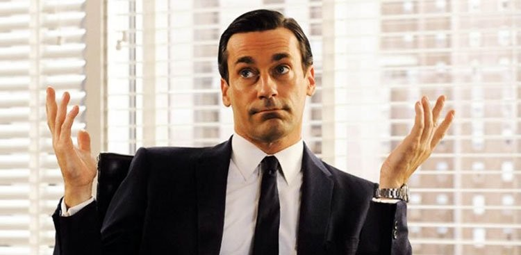 Career Guidance - 3 Ways to Survive Being Rejected for a Job, Courtesy of Mad Men
