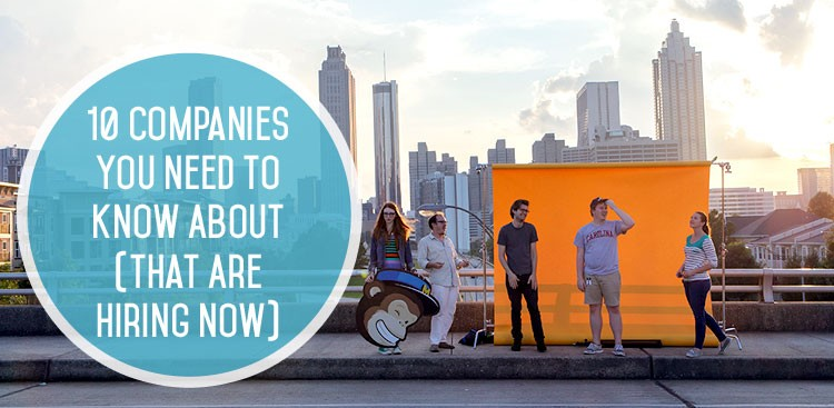Best Companies Hiring Now - The Muse