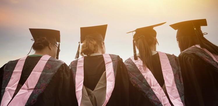 land a job after graduation