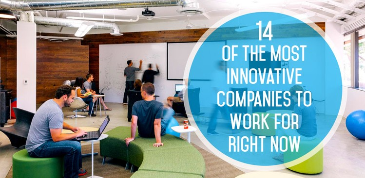 14 Innovative Companies Hiring Now - The Muse