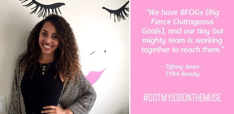 How I Got a Job at TYRA Beauty - The Muse