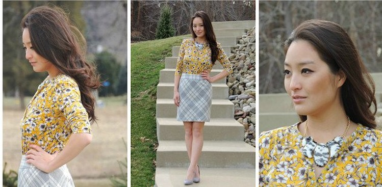 4c98b80e5b2 4 Work-Appropriate Outfits for When It s Hot Outside -The Muse