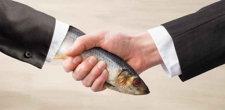 Career Guidance - The 6 Kinds of Horrible Handshakes That Need to Die for Everyone's Sake