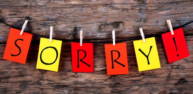 How to apologize for any mistake at work the muse saying im sorry ccuart Gallery