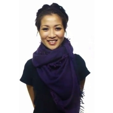 Career Guidance - Video Pick: 25 Ways to Wear a Scarf